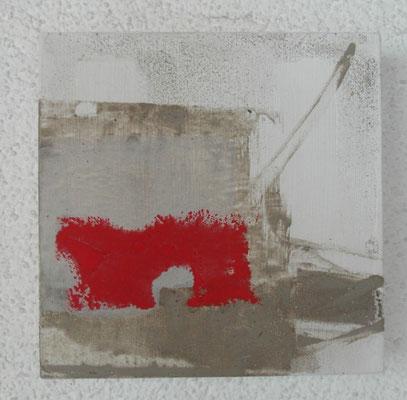 Nr. 63_7 Box Moving, 2014, (16x16) (verkauft)
