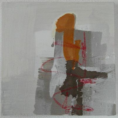 Nr. 41 o.T. 2012, 40x40 (verkauft)