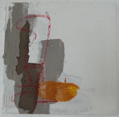 Nr. 44 o.T. 2012, 30x30 (250 CHF)
