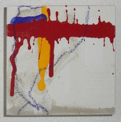 Nr. 78 Grundfarbenserie, 2015, 16x16 (250 CHF)