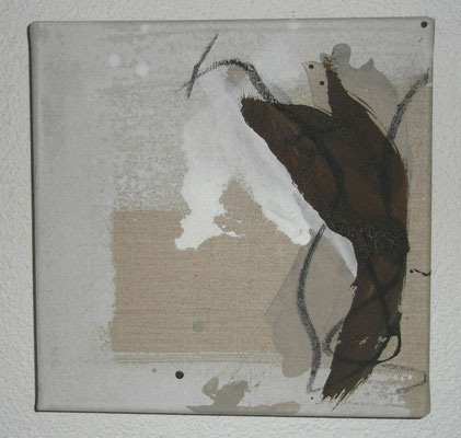 Nr. 35_9 Flugobjekt, 2011, 30x30 (vekauft)