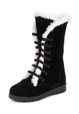 предметная фотосъемка зимней обуви для каталога в Харькове