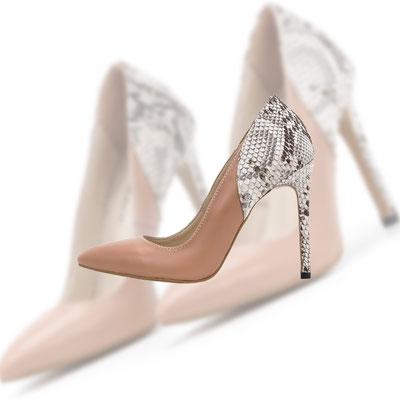 женская обувь на белом фоне - фото для интернет