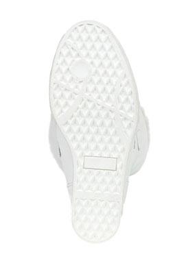 предметная съемка женской белой обуви для каталога в Харькове