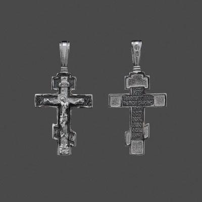 предметная фотография ювелирных изделий из серебра