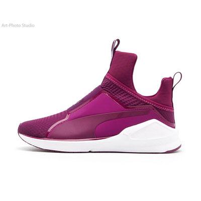 предметная съемка обуви от TM Puma для каталога LaModa