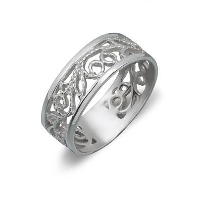 ювелирные изделия в Харькове - серебряное кольцо