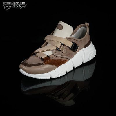 предметная съемка обуви - фотография для instagram