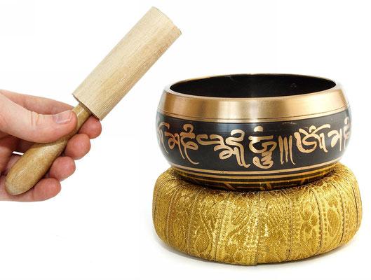 съемка для каталогов в Харькове -тибетская поющая чаша