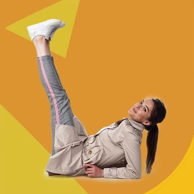 модельная съемка обуви для Instagram