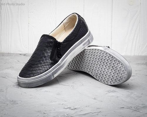 предметная съемка обуви для Instagram