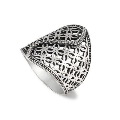 ювелирные украшения в Харькове - серебряное кольцо