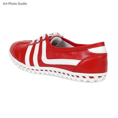 съемка товаров для Ламоды - спортивные женские туфли