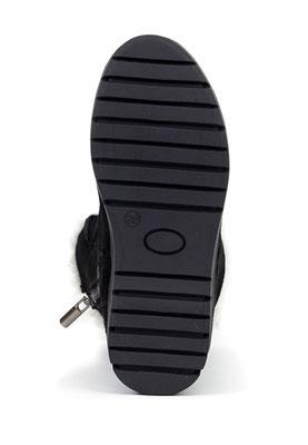предметная фотосъемка зимней обуви для каталога