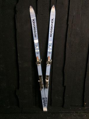 skis vintage altipic ref 003 réservé
