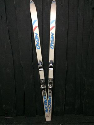 skis vintage altipic ref 043 RESERVE