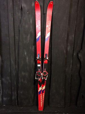 skis vintage altipic ref 035 RESERVE