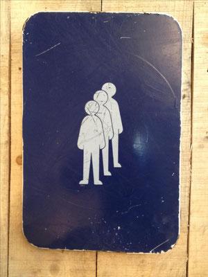 Panneau ski vintage altipic ref 034