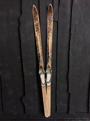 skis vintage altipic ref 022
