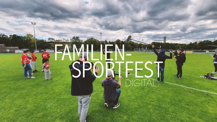 Familiensportfest Digital