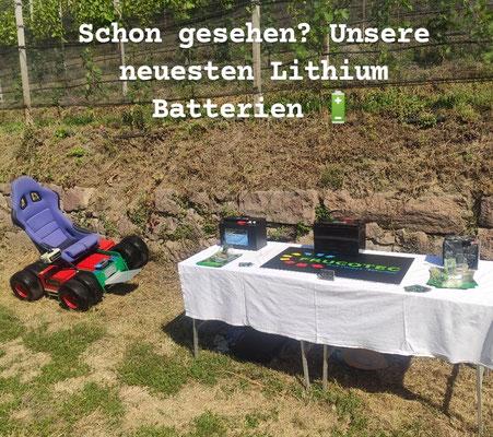 Lithium Batterien Frucotec Südtirol
