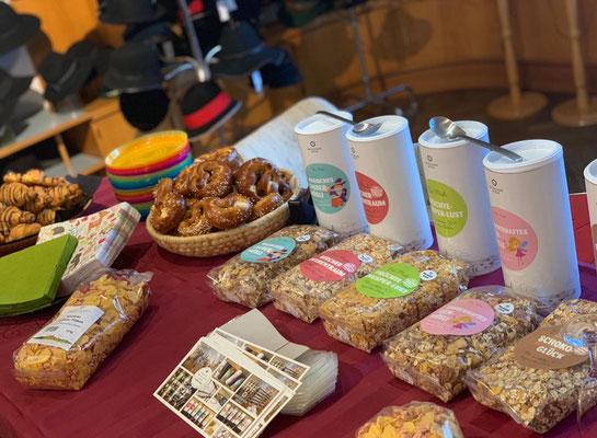 Hut Mayer-Frühstück bei Anny 5