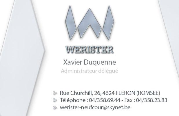 Financière de Wérister