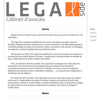 Legalside Avocats