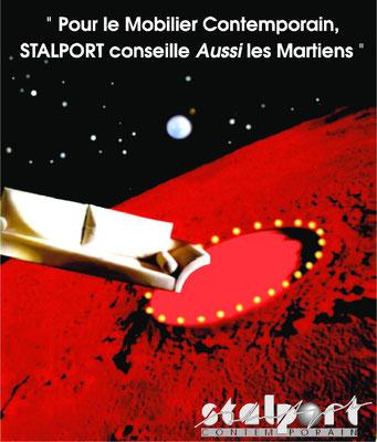 Stalport Contemporain /  Fernand Flausch et Chris Renault