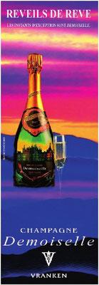 Champagne Demoiselle (VRANKEN) © Chris Renault 1993