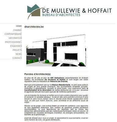 De Mullewie et Hoffait Architectes