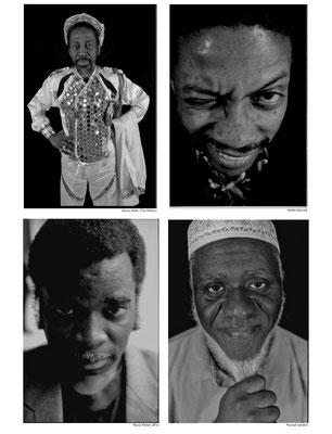Bunny Wailer (The Wailers), Herbie Hancock, Maceo Parker (JB's), Pharoah Sanders