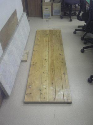 金魚運動板
