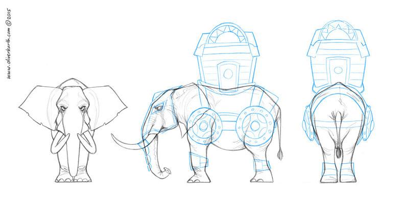 Elephant Model Reference