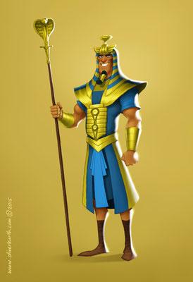 Alim Pharao