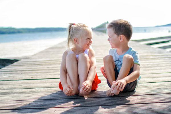 Familien| Hendrikje Richert Fotografie| Kinder, Kinderfreundschaft, outdoor, Neubrandenburg