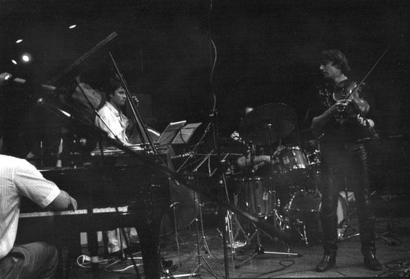 Didier Lockwood et Christophe Le Van 'Nuits du Jazz à Grasse'