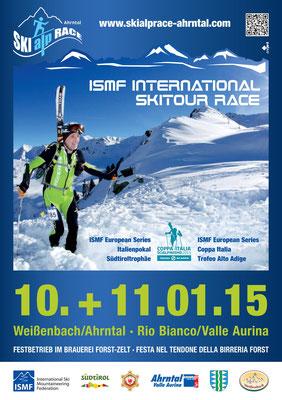 Skialprace Ahrntal 2015 - Broschüre