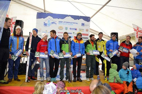 Skialprace Ahrntal 2015 - Siegerehrung