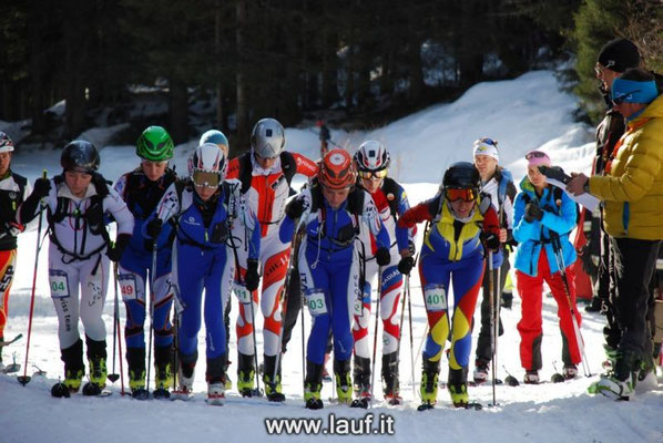 Skialprace Ahrntal 2013 - ISMF-World Cup