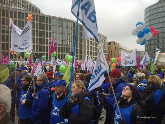 """""""Wir haben es satt""""- Demo 2016  --  Foto: W. Ewert"""