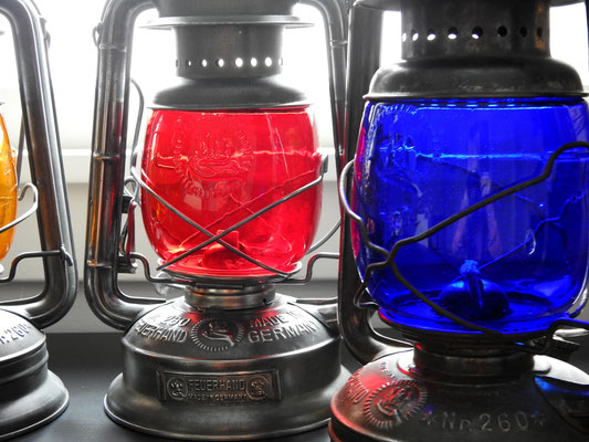 FEUERHAND GLASS GLOBES - The Loveland Lantern Collection