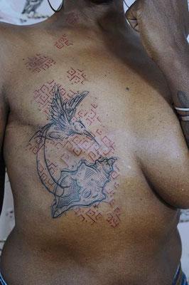 Odré tattoo & Nala