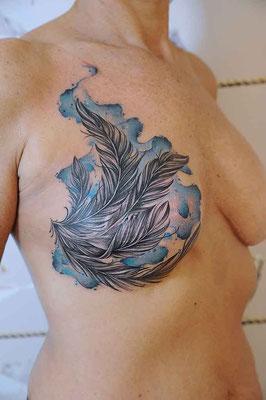 Odré tattoo &Julie