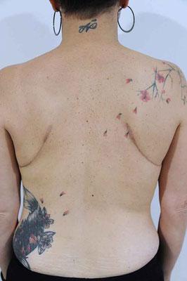 Odré tattoo & Mélanie