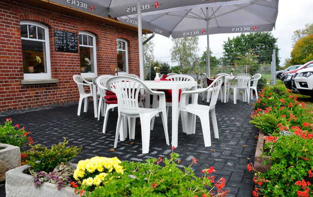 Café No. 3 in Schmölau