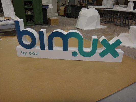 logo corporativo bimux