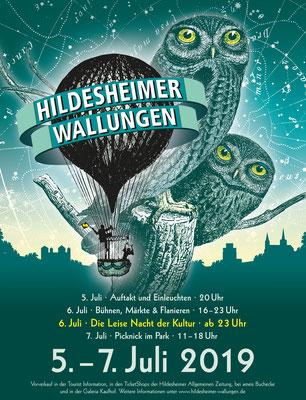 Hildesheimer Wallungen 2019 [IQ - Interessenverband Kultur Hildesheim]