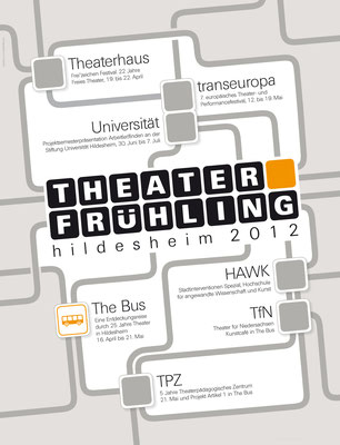 Theaterfrühling Hildesheim 2012 [IQ - Interessenverband Kultur Hildesheim]