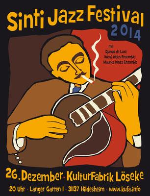 Sinti Jazz Festival 2014 [Kulturfabrik Löseke]